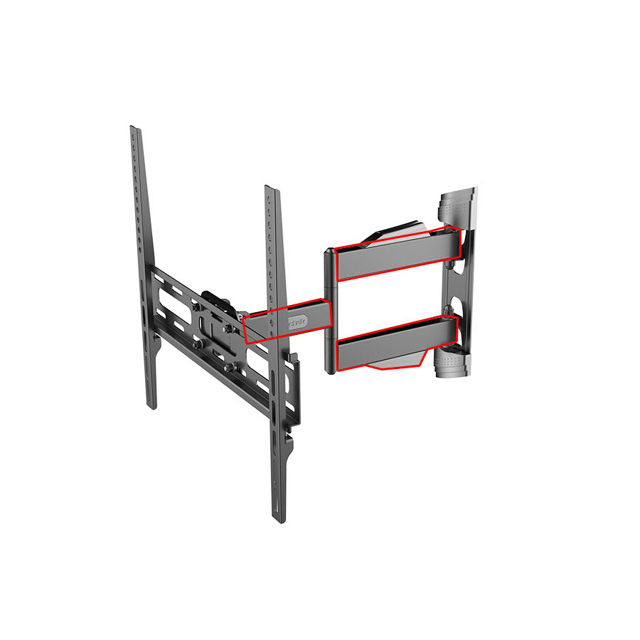 Loctek L3 ARTICULATING FLAT PANEL TV BRACKET 32″ – 50″