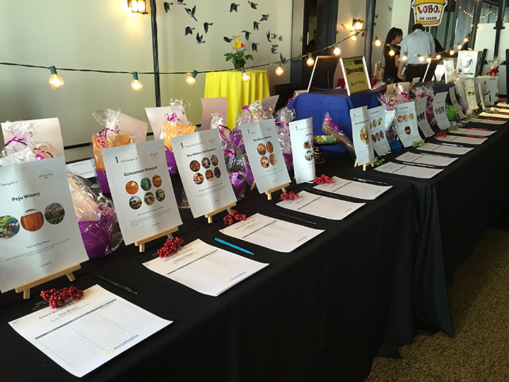 silent auction anew america