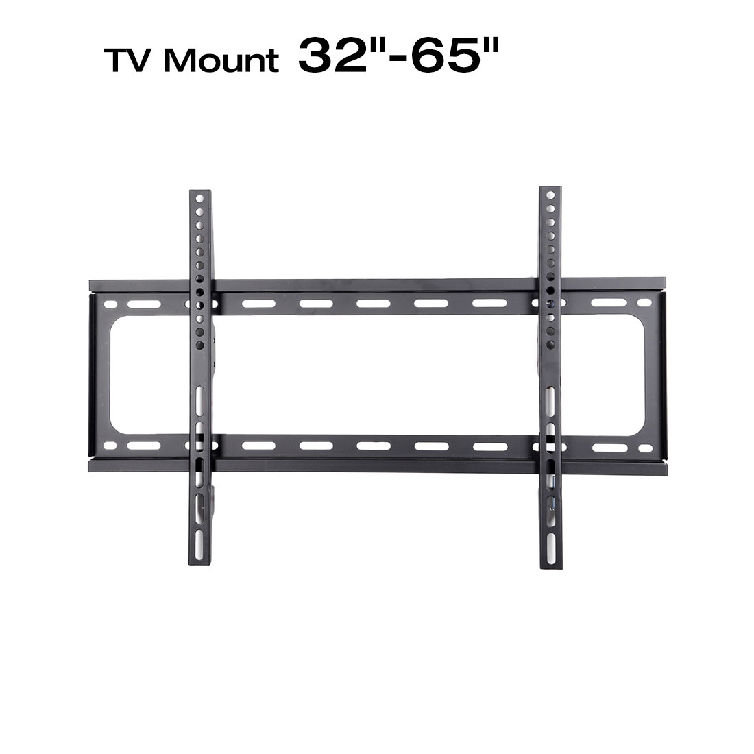 Loctek F1M LOW PROFILE FIXED LED TV BRACKET 32″ – 65″. It fits for Samsung LG VIZIO Seiki Sony Toshiba Sharp Panasonic TCL TV etc.