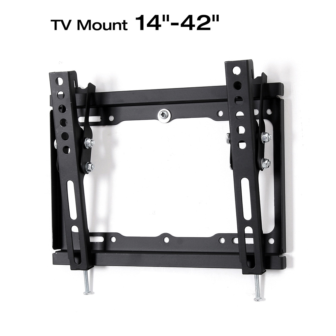 Loctek T1 Tilt TV Wall Mount Bracket 14″ – 42''. It fits for Samsung LG VIZIO Seiki Sony Toshiba Sharp Panasonic TCL TV etc.