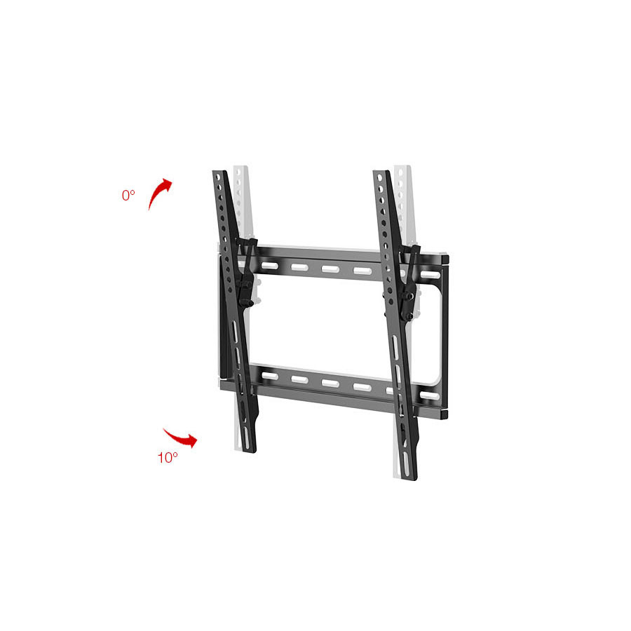 Loctek T2S UL Certified Fixed Flat Panel Wall Mount Bracket for 32-55 LED LCD TV