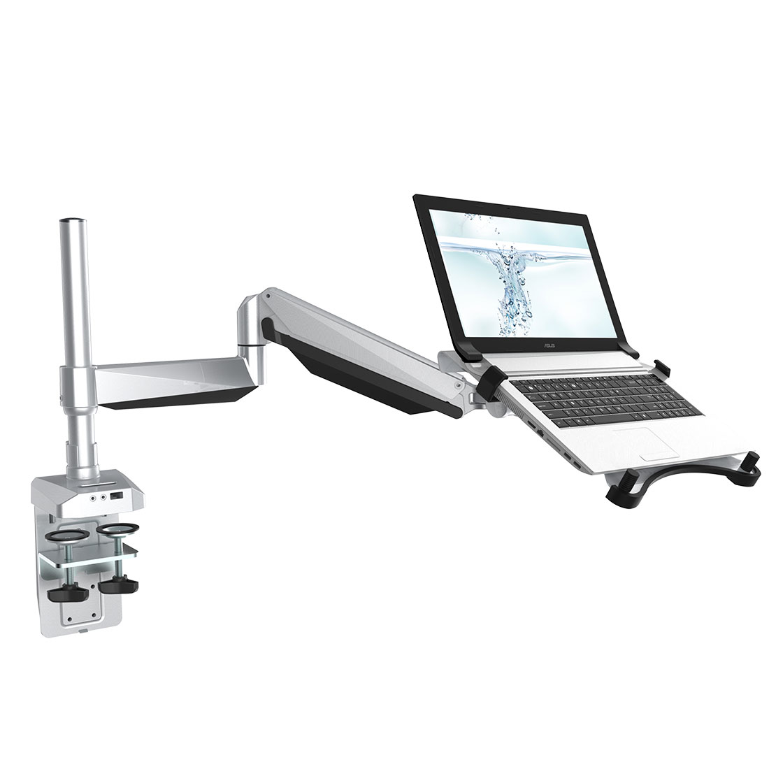 Loctek D7P Desk Notebook Mount for most Laptops