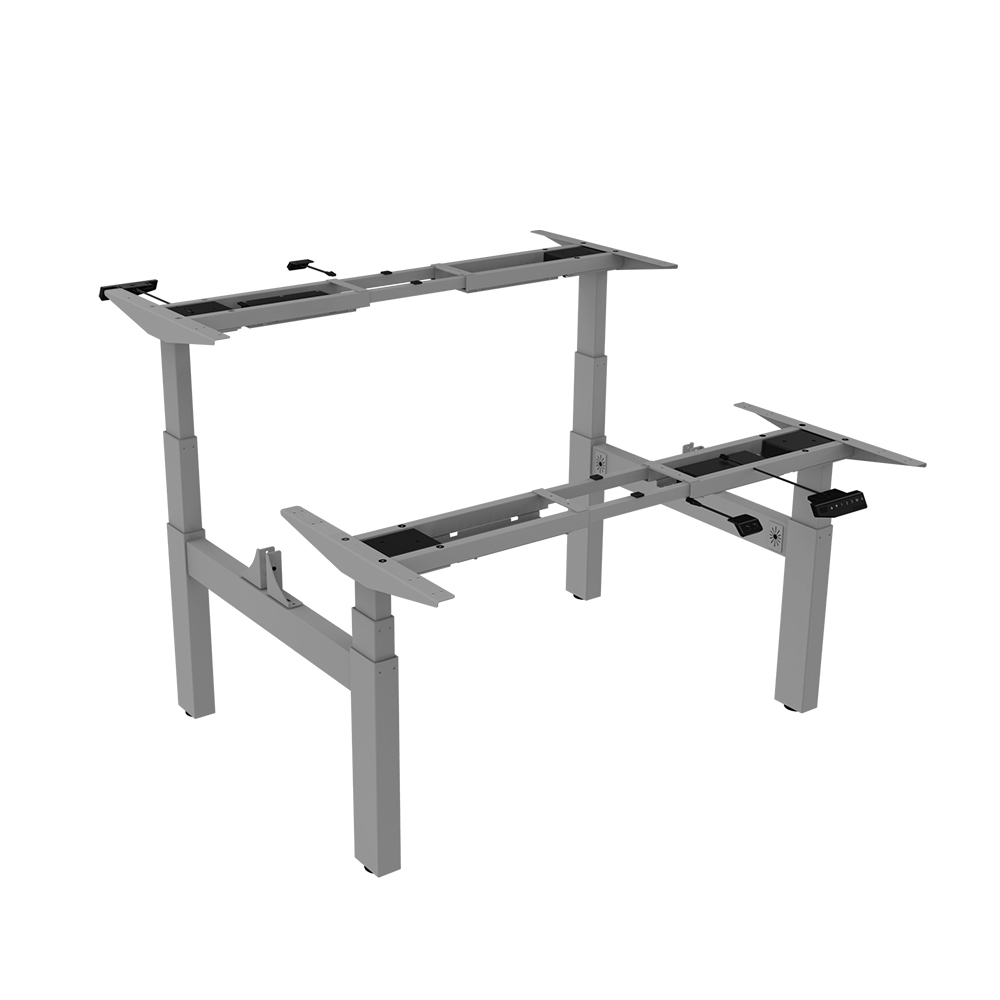 Exceptionnel LOCTEK HAD3H DUAL HEIGHT ADJUSTABLE STANDING DESK FRAME Sit Stand  Workstations, Electric Height Adjustable Desks